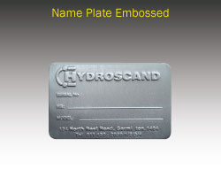 Name-Plate-Embossed