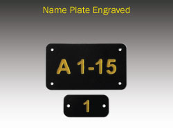 Name-Plate-Engraved