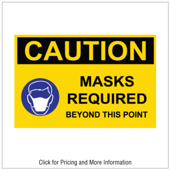 Caution-Face-Masks-Required
