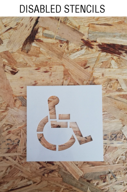 Disabled-ABS-Stencils
