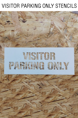 Visitor-Parking-Only